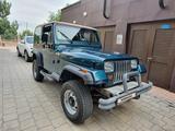 Jeep Wrangler 1996 года за 2 800 000 тг. в Алматы – фото 3