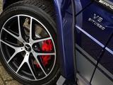 Оригинальные диски на 21 гелен Mercedes Geländewagen за 1 300 000 тг. в Алматы – фото 4