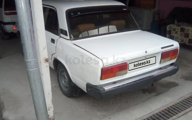 ВАЗ (Lada) 2107 2006 года за 450 000 тг. в Алматы