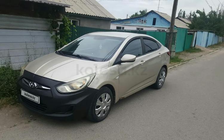 Hyundai Accent 2011 года за 1 500 000 тг. в Алматы