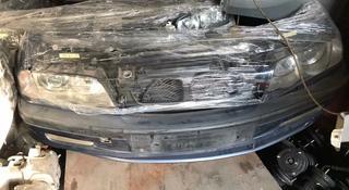 Ноускат морда передняя часть BMW E46 за 150 000 тг. в Алматы