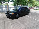 ВАЗ (Lada) 2115 (седан) 2010 года за 1 500 000 тг. в Шымкент – фото 4