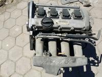 Двигатель на Ауди А4 В5 об 18 турбо за 250 000 тг. в Алматы