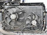 Диффузор радиатора в сборе Skoda Fabia за 25 000 тг. в Семей