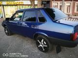 ВАЗ (Lada) 21099 (седан) 2003 года за 800 000 тг. в Шымкент – фото 2