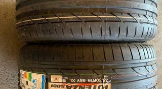 Шины Bridgestone potenza s001, спорт — пакет: 255/35/19 — 285/30/19 за 540 000 тг. в Нур-Султан (Астана)
