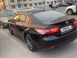 Toyota Camry 2021 года за 22 000 000 тг. в Алматы – фото 2