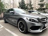 Mercedes-Benz C 200 2017 года за 14 500 000 тг. в Алматы