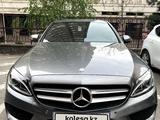 Mercedes-Benz C 200 2017 года за 14 500 000 тг. в Алматы – фото 3