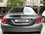 Mercedes-Benz C 200 2017 года за 14 500 000 тг. в Алматы – фото 4