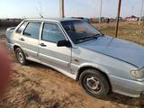 ВАЗ (Lada) 2115 (седан) 2004 года за 390 000 тг. в Уральск – фото 4