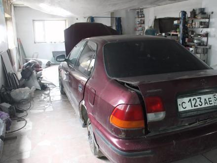 Хонда Civic по запчастям в Костанай – фото 5