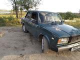 ВАЗ (Lada) 2107 2001 года за 400 000 тг. в Рудный – фото 4