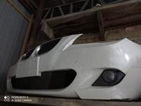 BMW e60 м передний бампер за 120 000 тг. в Алматы