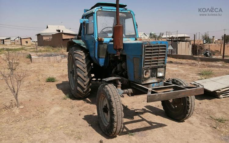 МТЗ  80 1989 года за 1 800 000 тг. в Сарыагаш