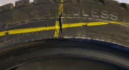 Зимняя шина 205/45 R16 б/у резина за 12 000 тг. в Нур-Султан (Астана) – фото 3