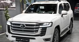 Toyota Land Cruiser 2021 года за 61 000 000 тг. в Алматы