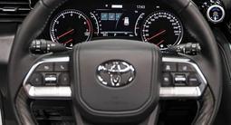 Toyota Land Cruiser 2021 года за 61 000 000 тг. в Алматы – фото 5