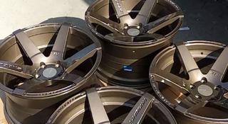 Комплект дисков r 18 5*114.3 за 260 000 тг. в Шымкент