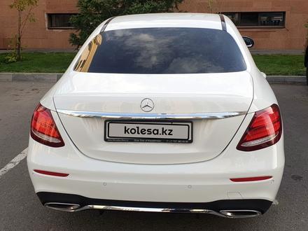 Mercedes-Benz E 200 2016 года за 16 000 000 тг. в Нур-Султан (Астана) – фото 3