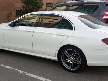 Mercedes-Benz E 200 2016 года за 16 000 000 тг. в Нур-Султан (Астана) – фото 6