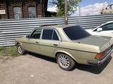 Mercedes-Benz E 230 1984 года за 1 350 000 тг. в Петропавловск – фото 2