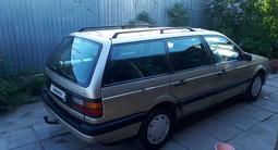 Volkswagen Passat 1989 года за 1 150 000 тг. в Тараз – фото 2