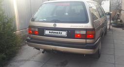 Volkswagen Passat 1989 года за 1 150 000 тг. в Тараз – фото 3