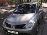 Nissan Tiida 2006 года за 3 400 000 тг. в Алматы – фото 3