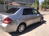 Nissan Tiida 2006 года за 3 400 000 тг. в Алматы – фото 5