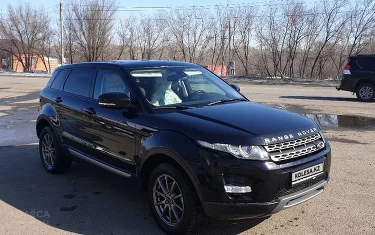 Land Rover Range Rover Evoque 2013 года за 10 500 000 тг. в Усть-Каменогорск