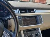 Land Rover Range Rover Evoque 2013 года за 10 500 000 тг. в Усть-Каменогорск – фото 4
