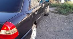 Mercedes-Benz C 220 1996 года за 2 300 000 тг. в Шу – фото 4