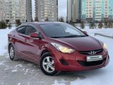 Hyundai Elantra 2014 года за 5 100 000 тг. в Нур-Султан (Астана)