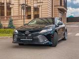 Toyota Camry 2019 года за 13 000 000 тг. в Нур-Султан (Астана) – фото 2