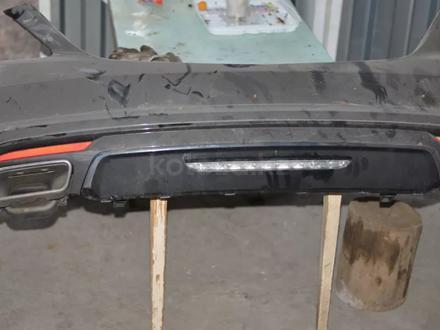 Задний бампер AMG на МЕРСЕДЕС W222 S500 за 1 000 тг. в Алматы – фото 2