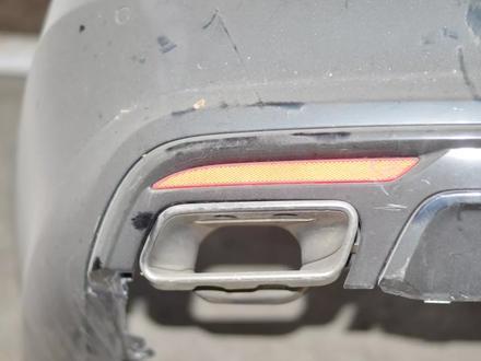Задний бампер AMG на МЕРСЕДЕС W222 S500 за 1 000 тг. в Алматы – фото 5