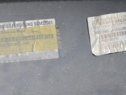 Задний бампер AMG на МЕРСЕДЕС W222 S500 за 1 000 тг. в Алматы – фото 7