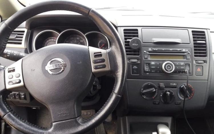 Nissan Tiida 2012 года за 3 000 000 тг. в Актау