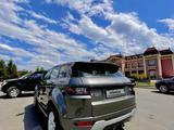 Land Rover Range Rover Evoque 2017 года за 17 000 000 тг. в Алматы – фото 5
