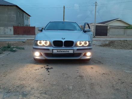 BMW 528 1996 года за 2 200 000 тг. в Жанаозен – фото 2