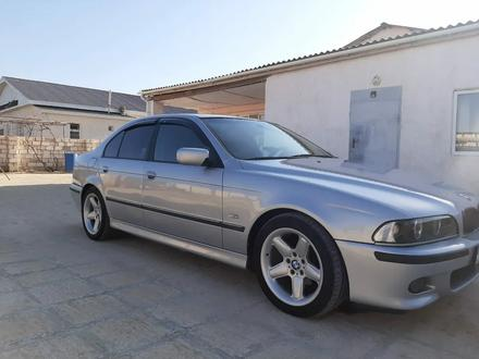BMW 528 1996 года за 2 200 000 тг. в Жанаозен – фото 3