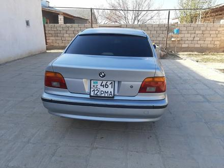 BMW 528 1996 года за 2 200 000 тг. в Жанаозен – фото 4