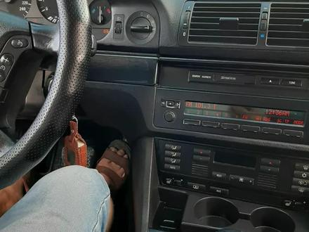 BMW 528 1996 года за 2 200 000 тг. в Жанаозен – фото 5