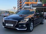 Genesis G80 2018 года за 12 000 000 тг. в Алматы – фото 5