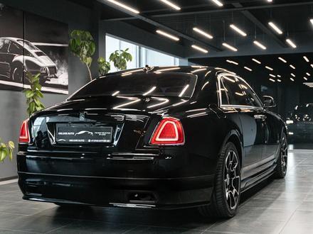 Rolls-Royce Ghost 2017 года за 165 000 000 тг. в Алматы – фото 11