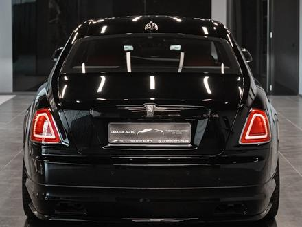 Rolls-Royce Ghost 2017 года за 165 000 000 тг. в Алматы – фото 12