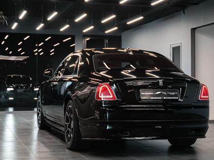 Rolls-Royce Ghost 2017 года за 165 000 000 тг. в Алматы – фото 14