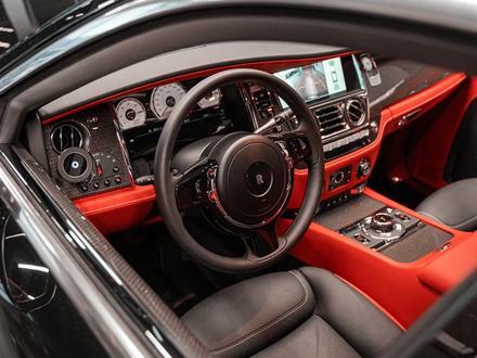 Rolls-Royce Ghost 2017 года за 165 000 000 тг. в Алматы – фото 34