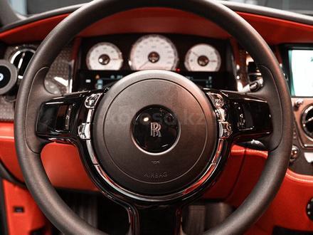 Rolls-Royce Ghost 2017 года за 165 000 000 тг. в Алматы – фото 49